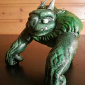 3D-printing-Argh-from-Dreamworks-Trollhunters