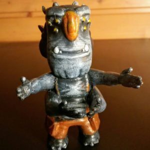 3D-printing-Blinky-from-Dreamworks-Trollhunters