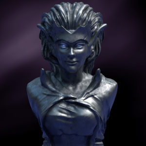 Demona-Bust-2