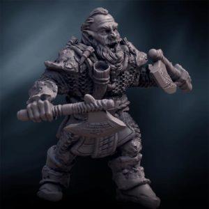 Dwarf-2-for-3D-Printing