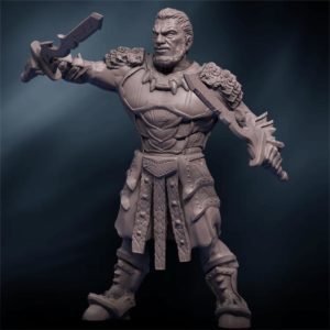Knight-for-3D-Printing