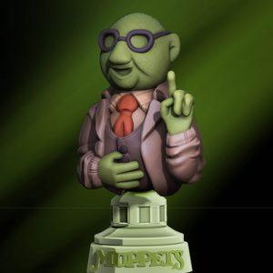 Muppet scientist