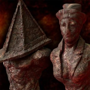 Silent-Hill-3D-printing