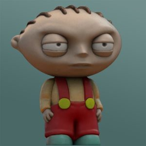 Stewie-Griffin-for-3D-printing-2